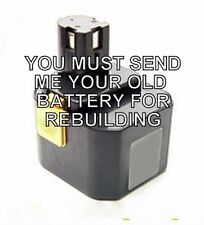 Re-build service for John Deere  12 Volt Cordless Grease gun battery TY26088