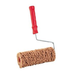 Sponge Decorative Roller, Great for Decorative Plaster finish- 25220