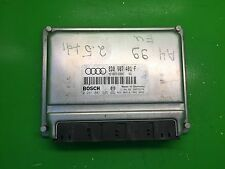 Audi A4 B5 8D 2.5tdi V6 Engine Control Motor Unit ECU 8D0907401F 0281001945