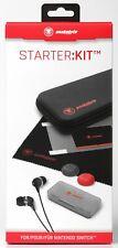 Snakebyte Starter:Kit™ Zubehörset für Nintendo Switch mit Tasche, Game Case etc