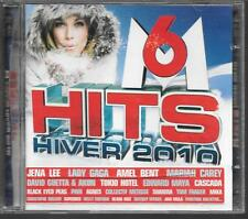 2 CD COMPIL 45 TITRES--HITS HIVER 2010--JEAN LEE/LADY GAGA/CAREY/PINK/SHAKIRA..