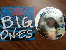 Big Ones by Aerosmith (CD, Oct-1994, Geffen) Steven Tyler
