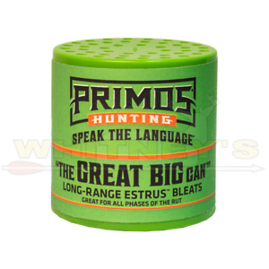 """Primos Hunting - """"The Great Big Can"""" Estrus Bleat - 738"""