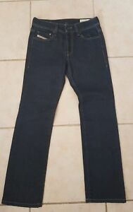 Diesel Industry RONHY sz 26 slim/ skinny Midrise Stretch dark denim jeans Womens