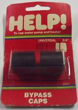 Dorman 02254 Water Pump & Heater Vacuum Bypass Caps - 3/4'' Vacuum Bypass Cap(s)