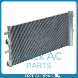 A/C Condenser for Ford Fusion 2013 to 20 / Lincoln MKZ, Continental 2017 to 20