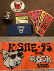 Vintage KSHE 95 Real Rock Radio St Louis - Truly Unique Collection - Early 70's