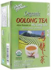 Prince of Peace, Organic Oolong Tea, 20 teabags