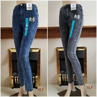 New Women Super High Waist Skinny Jeans from EX - Primark Size:6/8/10/12