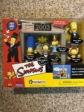 The Simpson's New Years Eve Set New