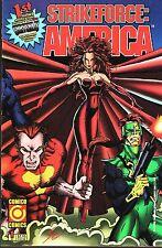 Strikeforce: America (Vol.2) No.1 / 1995 Dave DeVries & Scott Clark