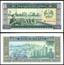 LAOS 100 Kip 1979  UNC P 30 a