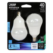 FEIT Electric Enhance 5 watts A15 LED Bulb 450 lumens Daylight  40 Watt