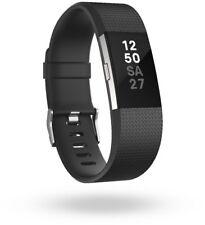 Fitbit Charge 2 Fitnessarmband OLED Herzfrequenzmessung Grö�Ÿe L