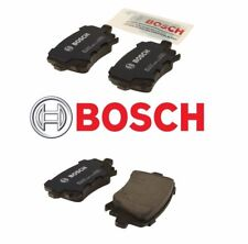 Rear Disc Brake Pads Set BOSCH OEM Compound BP1108 for 2006-2012 VW/Audi