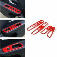 for Jeep Renegade 2015-2020 Window Lift Switch Panel Trim Interior Accessories