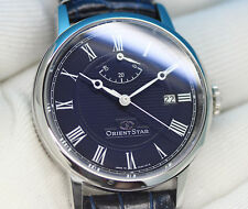 NWT ORIENT STAR Classic Automatic Power Reserve Dress Watch SEL09003D