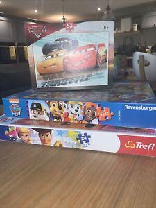 childrens jigsaw puzzles bundle