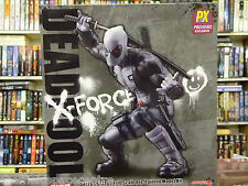 Deadpool X-Force Marvel Now Version Kotobukiya Artfx+ Pre-Painted Model Kit
