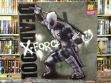 DEADPOOL X-FORCE MARVEL ora versione KOTOBUKIYA ARTFX + PRE-VERNICIATO MODELLO KIT