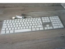 APPLE USB Tastatur mit Ziffernblock - dt. QWERTZ MD110D/B Alu Mac Keyboard *NEU*