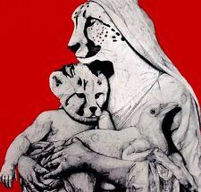 "Juffe - La Pandilla ""Madonna"" Red Edition Signed Original (DFace, C215, Invader)"