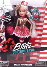 "NEW Brats Costume Bash  JADE 12"" White Red Hair Gingerbread Costume CHRISTMAS"