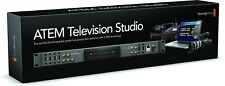 ATEM television studio de Blackmagic Design