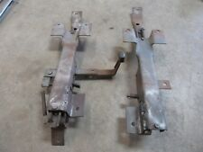 1973-1980 Chevrolet GMC truck interior front bench seat floor track guides