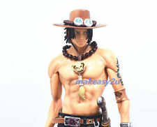 One Piece Super Master Stars Piece PORTGAS D ACE 29cm Toy Figure New in Box