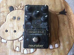 Neunaber Immerse Reverberator Reverb