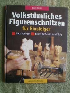 Volkstümliches Figurenschnitzen - Schnitzen Jäger Nachtwächter Bäuerinnen