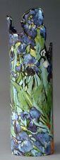 Silhouette d'Art Van Gogh Irises Vase