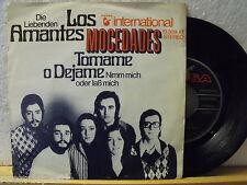 """7"""" Single - MOCEDADES - Los Amantes (Die Liebenden) - Tomame o Dejame - HANSA"""