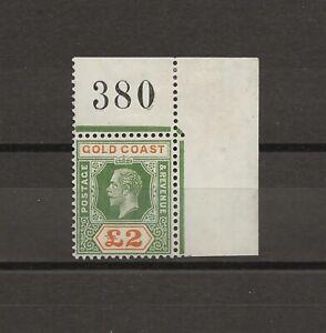 GOLD COAST 1921/4 SG 102 MNH Cat £600