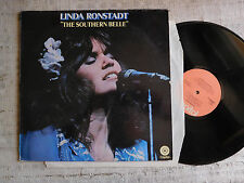 Linda Ronstadt ‎– The Southern Belle  -  LP