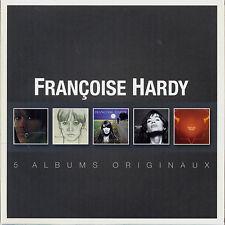 Francoise Hardy ORIGINAL ALBUM SERIES Box Set SOLEIL La Question NEW SEALED 5 CD