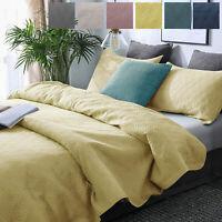 Luxury Warm Printed Star Pattern Quilt Coverlet Bedspread Blanket Bedding Set