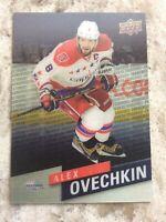 2015-16 Upper Deck Tim Hortons Franchise Force #FF12 Alexander Ovechkin