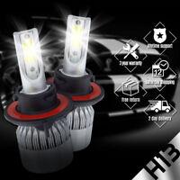 XENTEC LED HID Headlight Conversion kit H13 9008 6000K for 2010-2012 Ram 1500