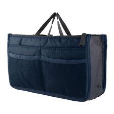 Liner Bag Storage Tidy Travel Handbag Insert Organiser Purse Case Box Hot Navy