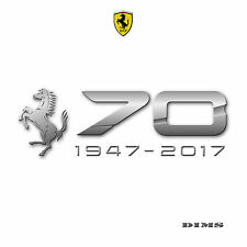 70 Ferrari F12tdf FXX GTC4 Lusso J50 Aperta SP275rw press kit brochure magazine