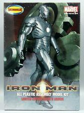 Moebius Iron Man Limited Edition Mark II # 910 1:8 Plastic Model Kit Sealed NIB