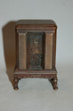 "CAST IRON ""MAJESTIC"" RADIO STILL BANK MADE BY ARCADE"