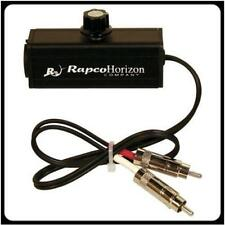 RAPCO HORIZON TDIBLOX Consumer to Pro Interface RCA Male Inputs to XLR Male Out