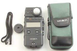[Near MINT in Case] Minolta Flash Meter IV Light meter From JAPAN