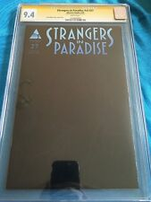 Strangers in Paradise v3 #27 - Abstract - CGC SS 9.4 NM - Signed by Terry Moore