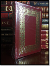 World War Z ✎SIGNED✎ by MAX BROOKS New Sealed Easton Press Leather Gift Edition