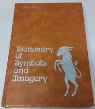 Dictionary of Symbols and Imagery In English AD. de Vries
