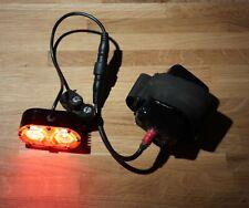 DiNotte 400R Rear Bike Light (240 Lumens)